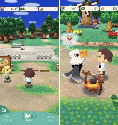 تحميل لعبة Animal Crossing Pocket Camp
