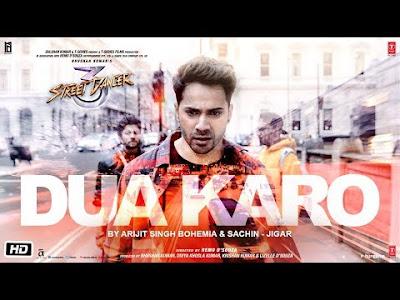Aaj Koi Dua Karo Lyrics - Arijit Singh   Street Dancer 3D