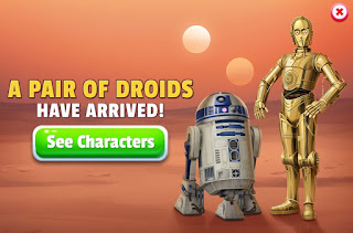 A Pair Of Droids Have Arrived Disney Magic Kingdoms Star Wars