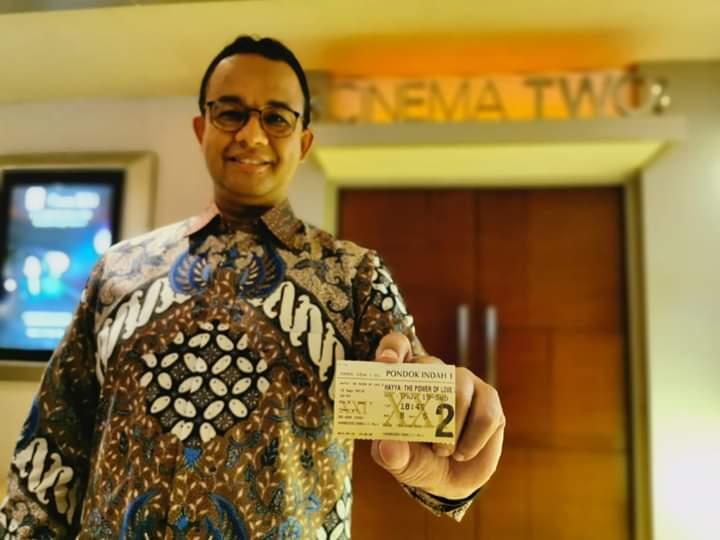 Berkelas! Anies Baswedan Puji Film Hayya