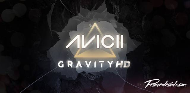 تحميل لعبة الموسيقي Avicii Gravity HD النسخة المهكرة للاجهزة الاندرويد باخر تحديث