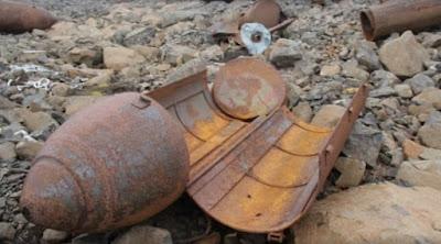 Artefatos Nazista do Ano de 1942 encontrada no Pólo Norte