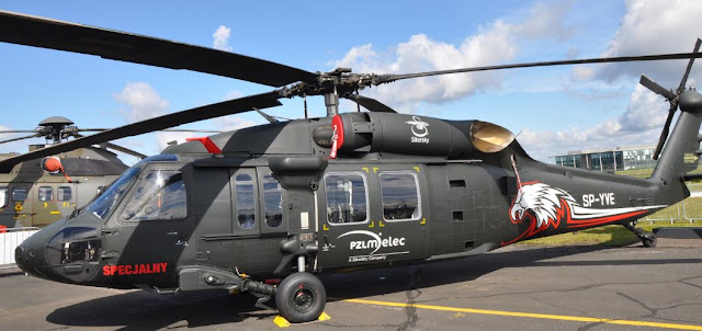 Philippines orders 16 Sikorsky S-70i Black Hawk utility helicopters