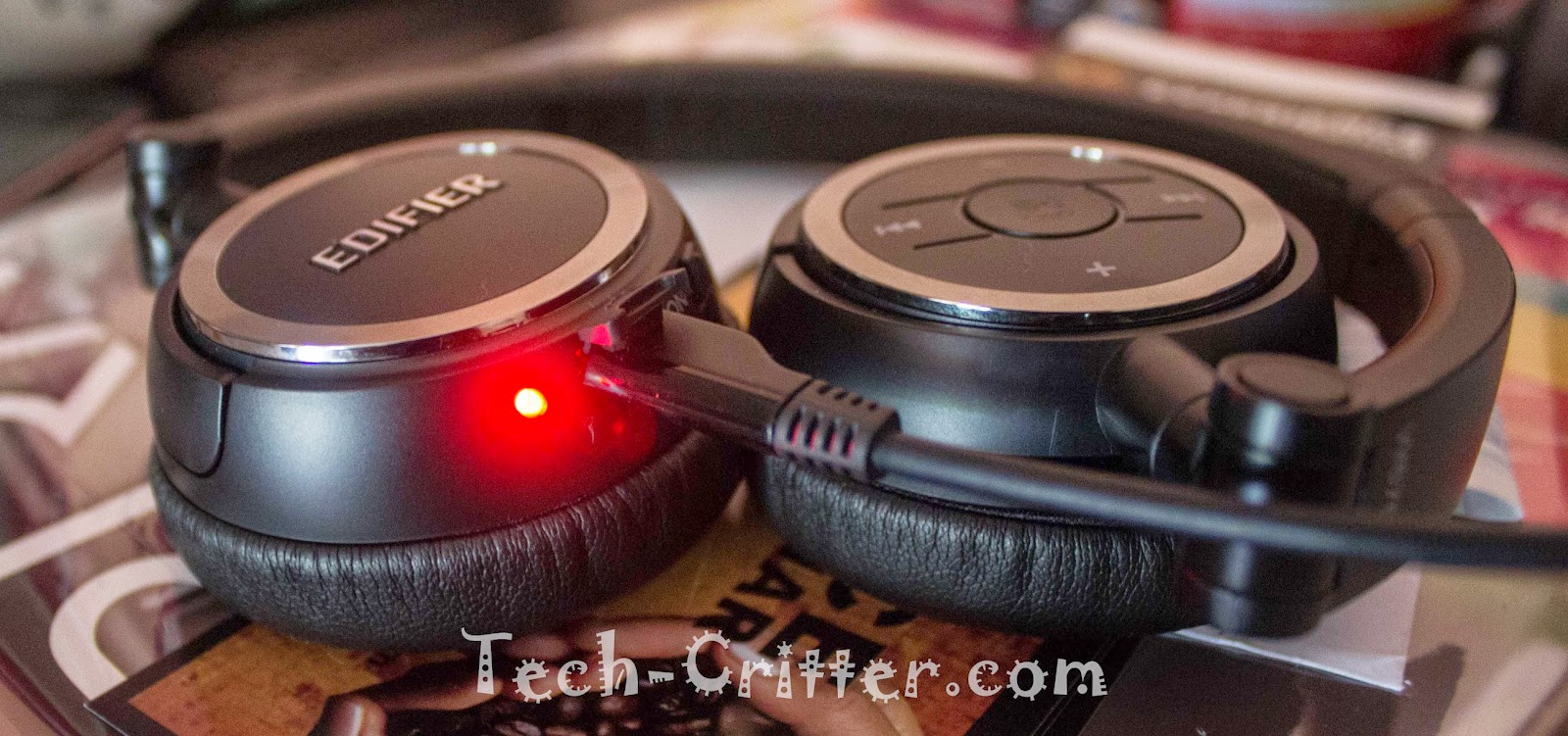 Unboxing & Review: Edifier W670BT Stereo Bluetooth Headset 50