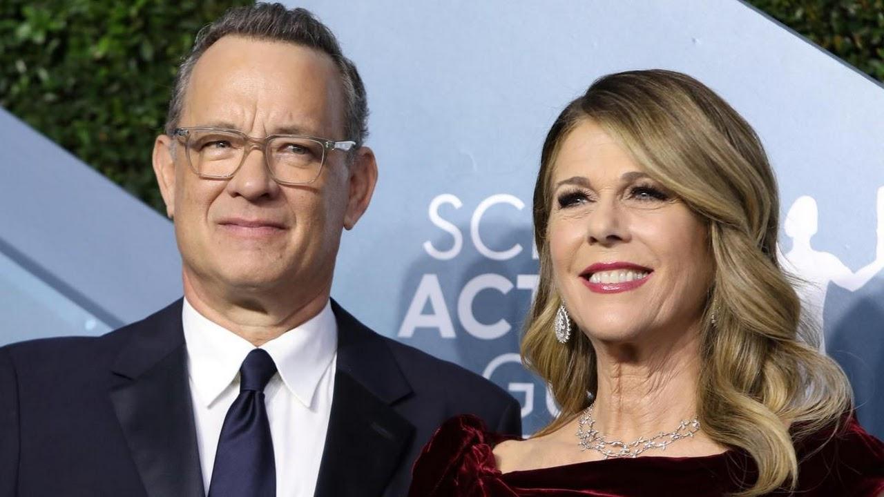 Tom Hanks e Rita Wilson deixam o hospital após diagnóstico de coronavírus