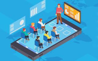 منصات وتطبيقات للتعلم عن بعد,التعلم عن بعد,التعليم عن بعد,التعليم عن بعد مجانا,التعليم الالكتروني عن بعد,مواقع التعلم عن بعد