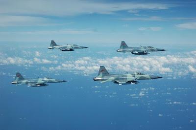 Pesawat Tempur F-5
