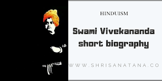 swami Vivekananda short biography