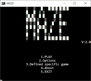 [Batch Game] The Maze Game By Sounak@9434 | Advance Batch