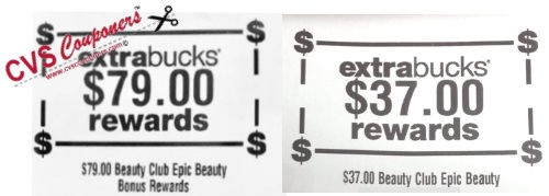What is the New Epic Beauty Bonus Event at CVS?