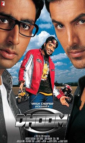 Dhoom (2004) 950Mb Full Hindi Movie Download 720p BluRay