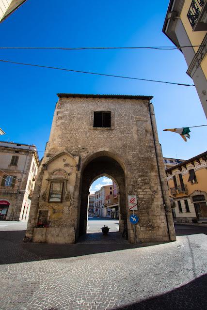 Porta Napoli-Sulmona