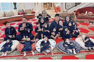 5 Fakta Menarik Monica Soraya Wanita Crazy Rich Jakarta Yang Adopsi 13 Anak