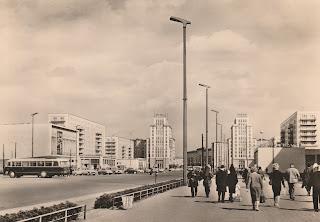 Kino International Berlin postcard 1964