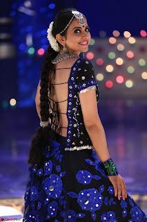 Rakul Preet Singh dance in Blue and yellow choli HD Pics from Movie Winner 004.jpg