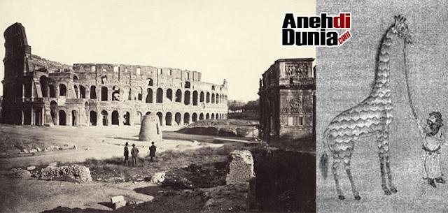 Colosseum Pertunjukan Hewan