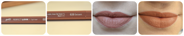Dupe Mac Cosmetics Taupe P2 020 Brown Perfect Look Pencil