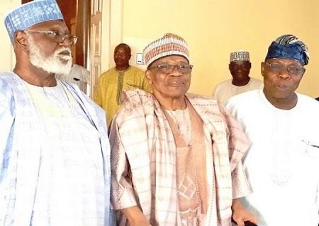 IBB Obasajo and abdulsalami