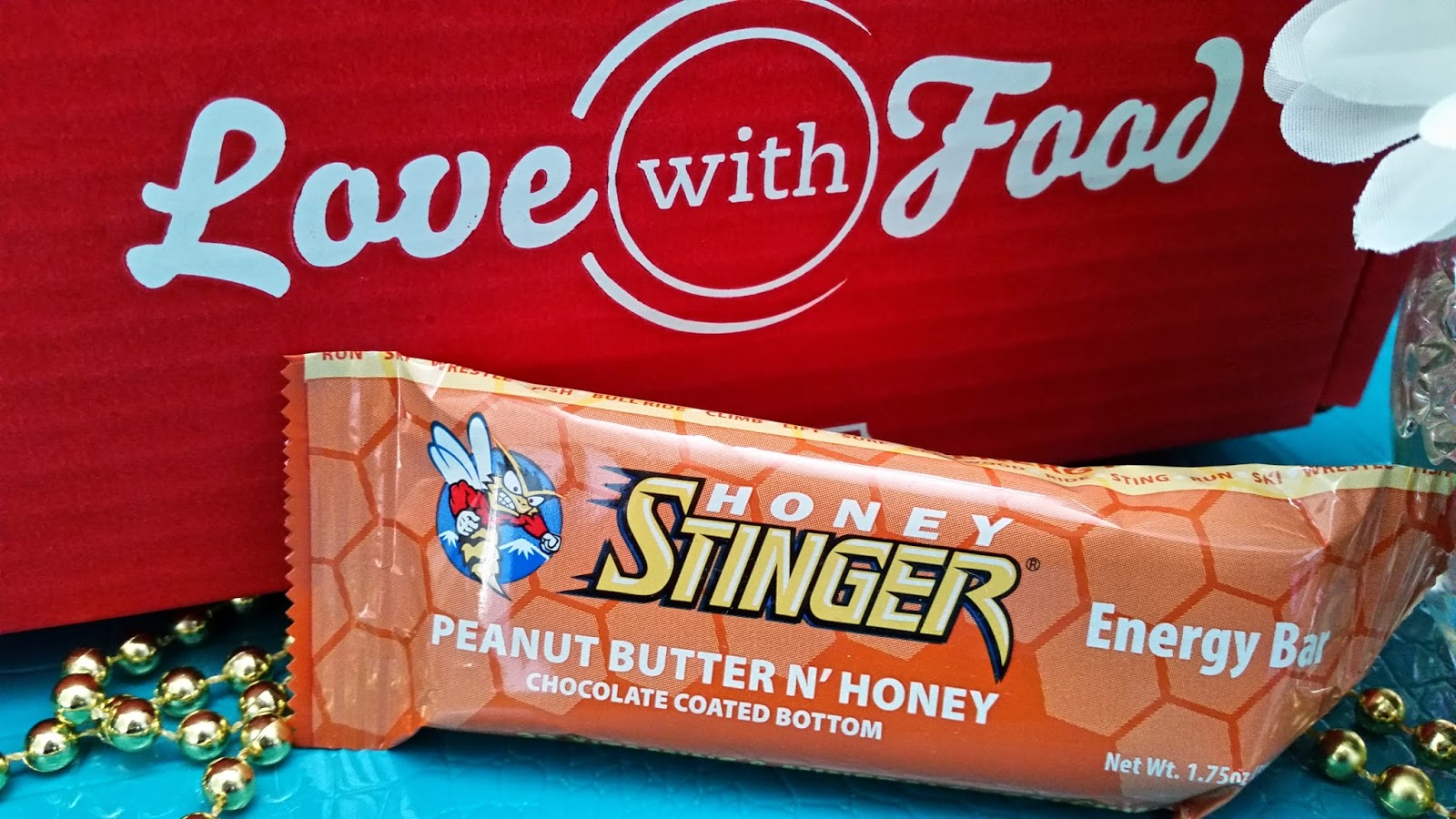 Honey Stinger Peanut Butter N' Honey Energy Bar