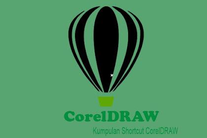 Kumpulan Shortcut CorelDRAW