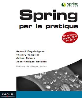 Livre Gratuit [ Spring par la pratique ]