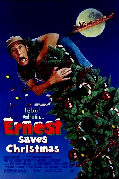 Ernest Christmas.Underrated Movie Actually Ernest Saves Christmas