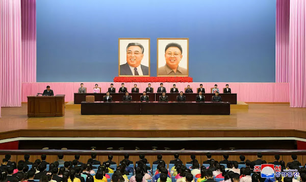 Meetings held by working people's organizations