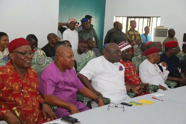 Abia State Local Government Chairmen