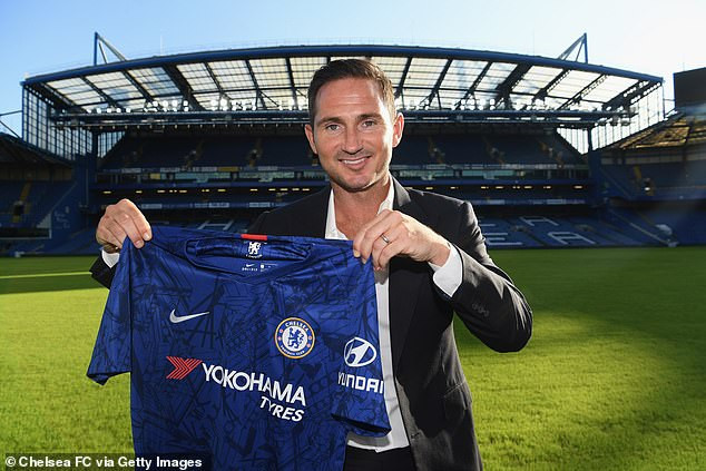 Chelsea appoints Frank Lampard as manager