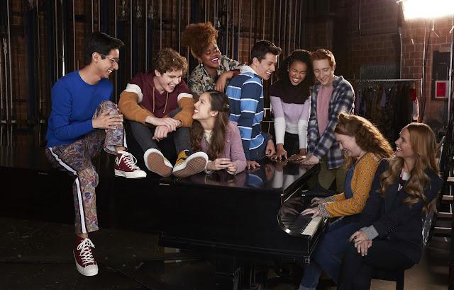 Akustyczne wersje piosenek z High School Musical: Serial
