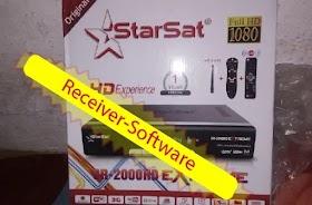New Starsat Sr-2000hd Extreme Receiver New Software V2.87