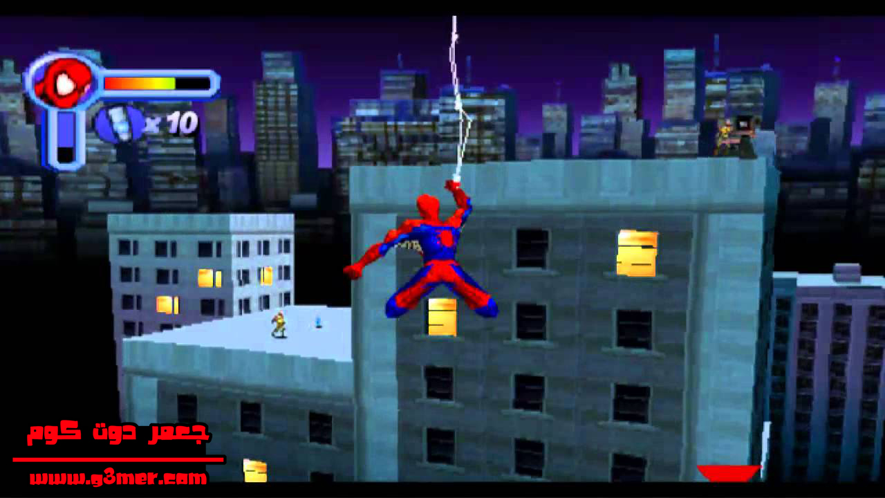 تحميل لعبة Spider Man 1