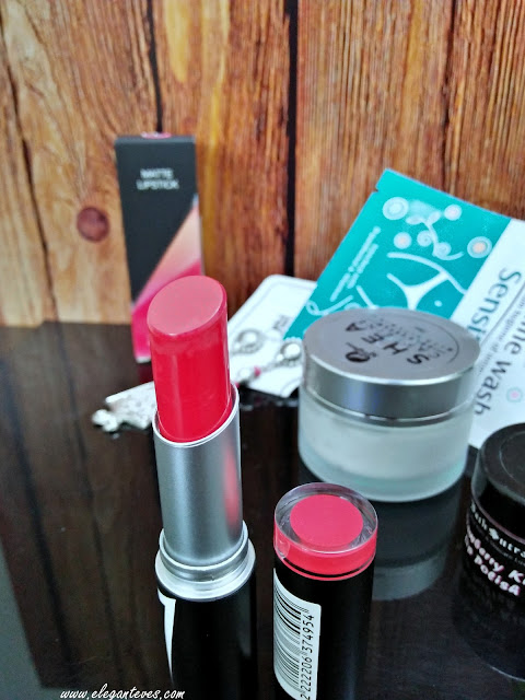 India's most affordable beauty subscription box Euphorbia Box December edition