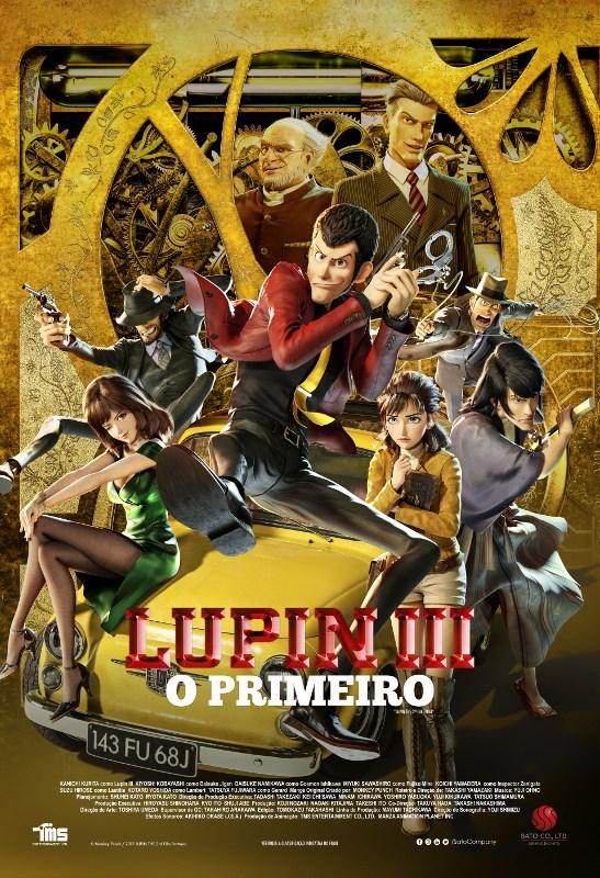 Lupin III - O Primeiro: ícone da cultura pop japonesa estreia nas plataformas digitais