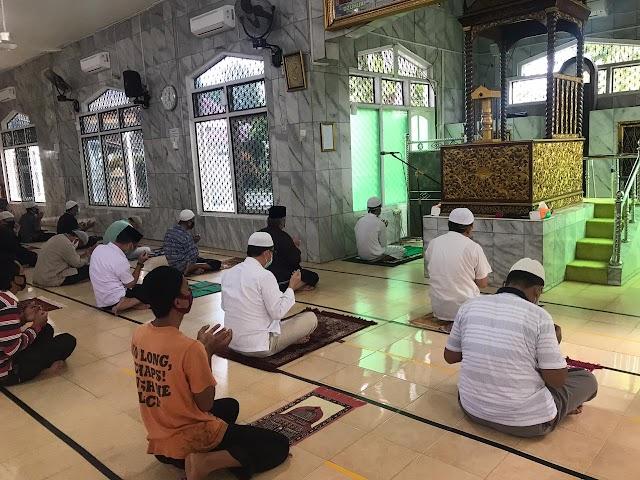 Tempat Ibadah Di Buka, Pengurus Ditugasi Pastikan Protokol Covid-19 Jalan