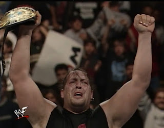 WWE / WWF Survivor Series 1999 - The Big Show won his first WWF Championship