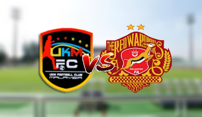 Live Streaming UKM FC vs Kelantan Liga Premier 6.3.2020
