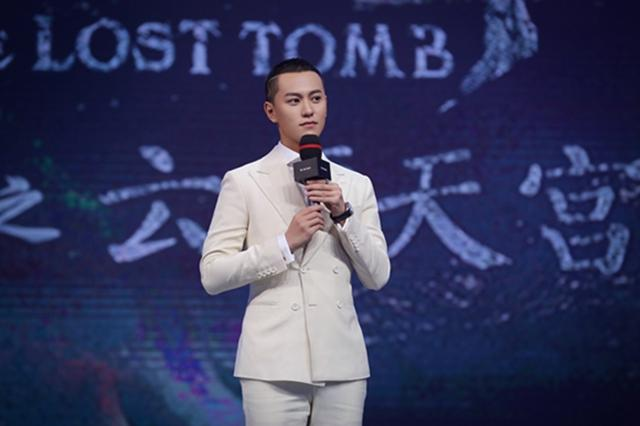 Qin Jun Jie confirmed for The Lost Tomb Season 2 - DramaPanda