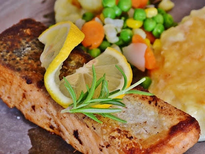 Salmon Recipe with Lemon Butter Sauce