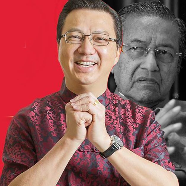 Mahathir Suka Perkauman - Liow Tiong Lai #MCA #CNY207