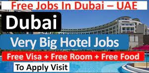 Reservation Hotel Jobs Vacancy In Dubai, UAE