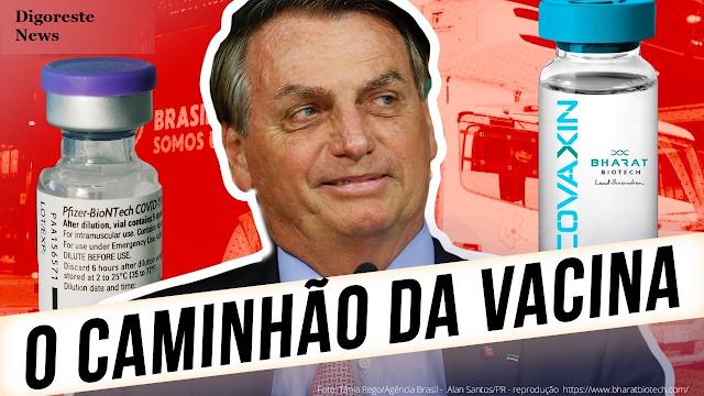 CORRUPÇÃO - PF investiga governo Bolsonaro por pagar vacina sem aprovação 4 vezes mais cara