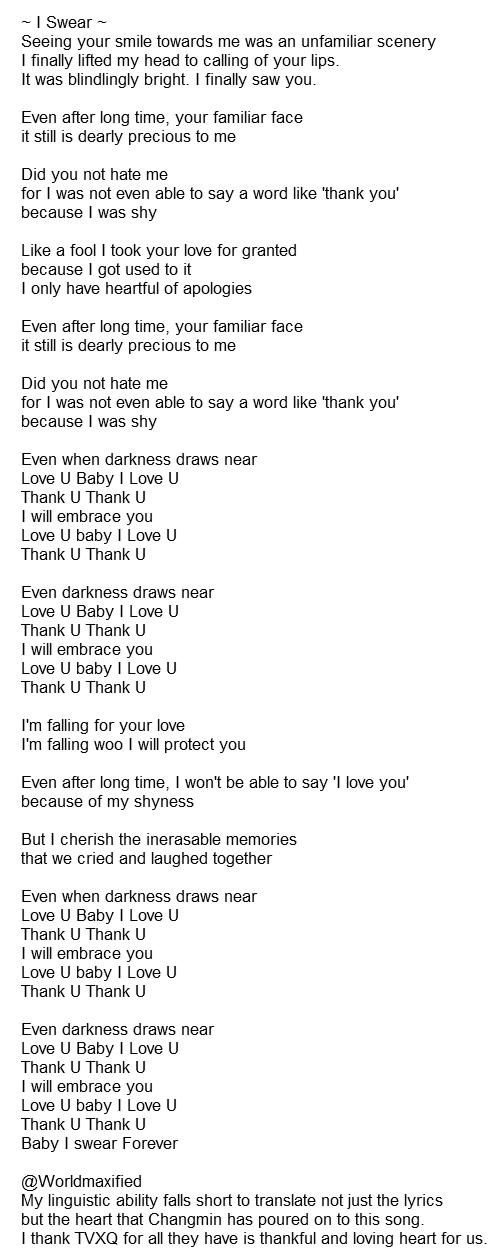 I love you baby en español letra