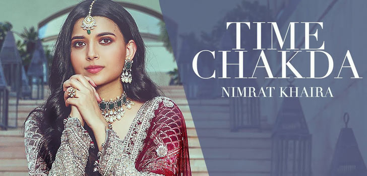 [ Lyrics ] Time Chakda Nimrat Khaira - Rony Ajnali & Gill Machhrai