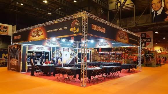 Yu-gi-oh! en octubre: YGC en Londres, MCM Comic Con y nueva expansión