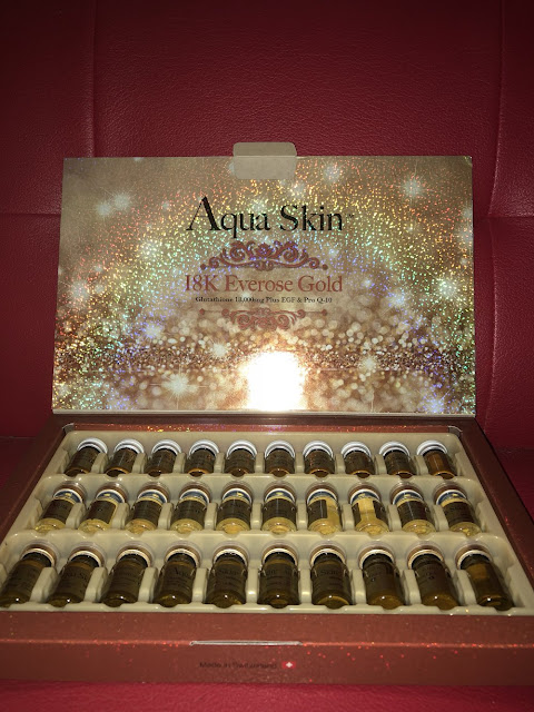 New Aqua Skin 18K Everose Gold