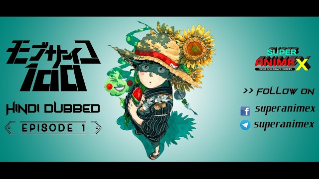 Mob Psycho 100 | Season 01 | Hindi Dubbed |