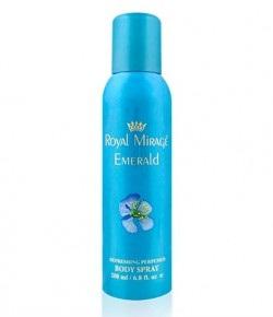 Royal Mirage Emerald 200 ml Body Spray / 6.8 fl.oz.