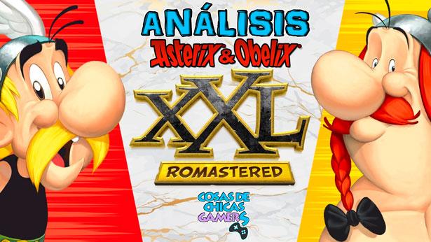 Análisis de Asterix y Obelix XXL Romastered en PS4